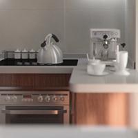 Visuel 3d architecture : Cuisine aménagée